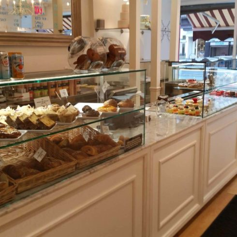 bakery,shops
