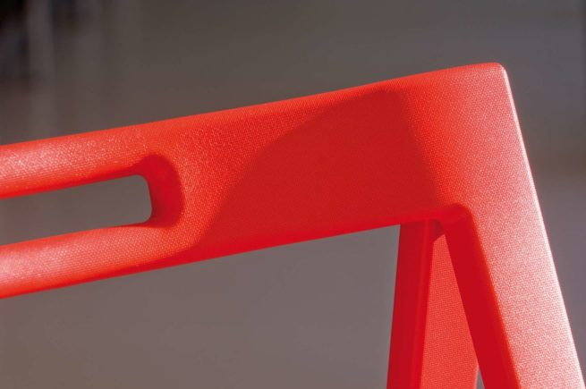 chair,red