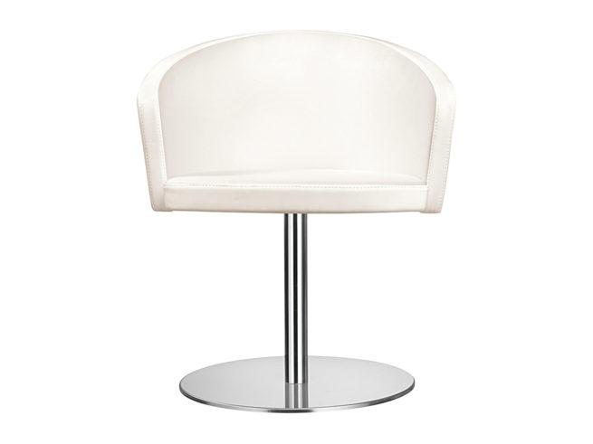 white,armchair