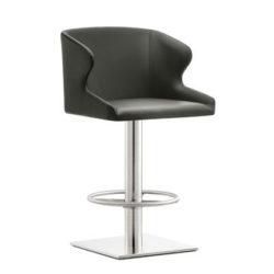 leather,stool