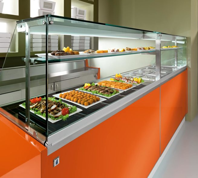 food,display