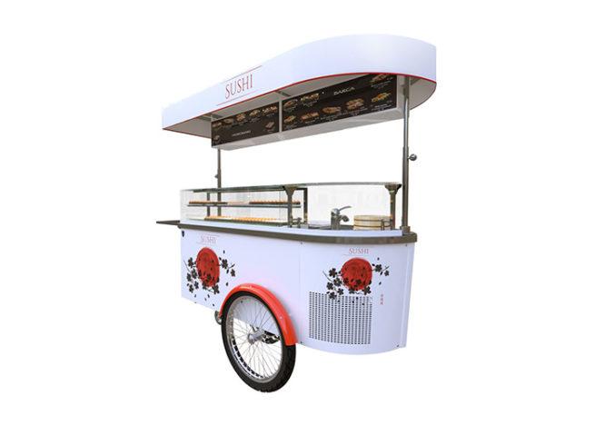 sushi cart by modalita
