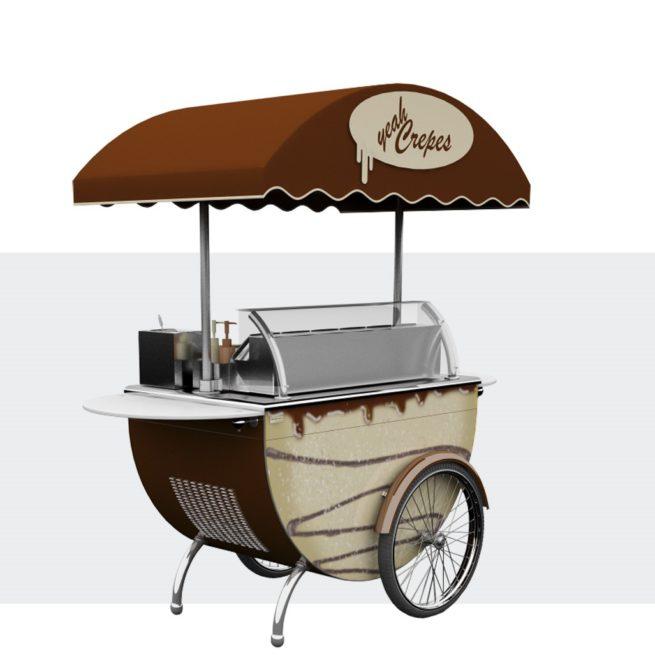 crepes,carts