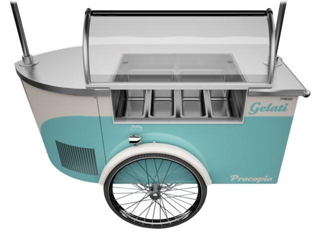 gelato,cart