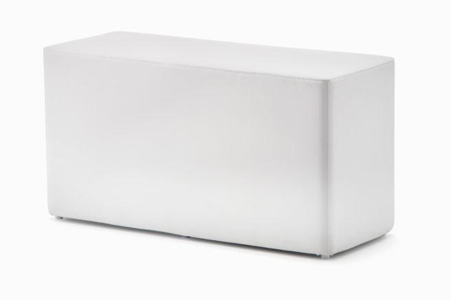 bench,pouf